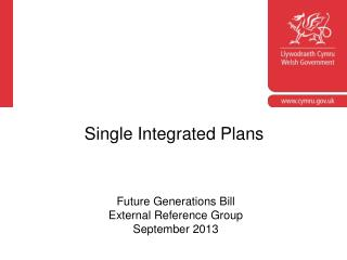 Single Integrated Plans