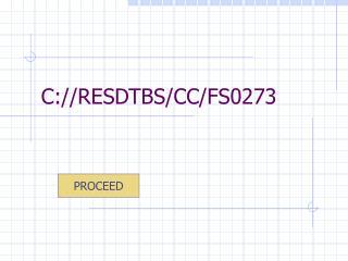 C://RESDTBS/CC/FS0273