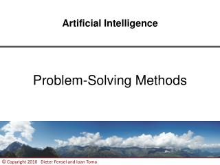 Problem-Solving Methods