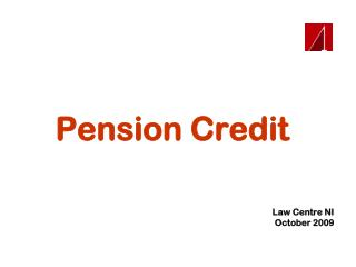 Pension Credit