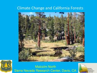 Climate Change and California Forests