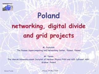 PIONIER project