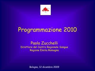 Programmazione 2010