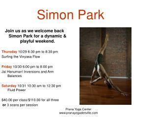 Simon Park
