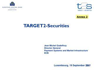 TARGET2-Securities
