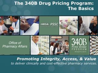 The 340B Drug Pricing Program: The Basics