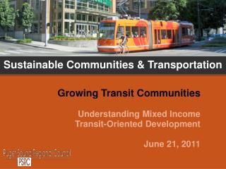 Growing Transit Communities
