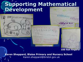 Supporting Mathematical Development