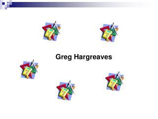 Greg Hargreaves