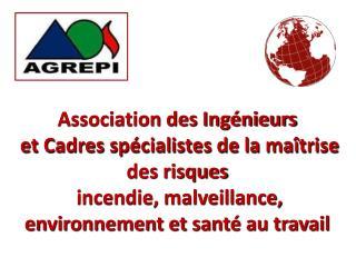 Association des Ingénieurs  et Cadres spécialistes de la maîtrise des risques