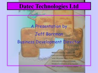 Datec Technologies Ltd