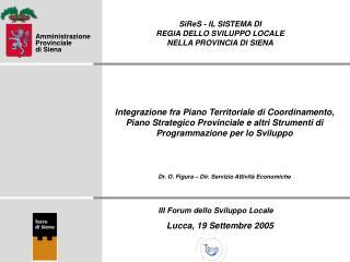 Lucca, 19 Settembre 2005