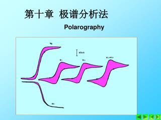 第十章 极谱分析法 Polarography