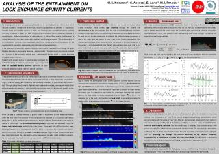 Analysis of the entrainment on lock-exchange gravity currents