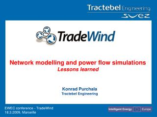 Konrad Purchala Tractebel Engineering