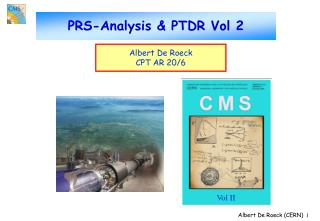PRS-Analysis & PTDR Vol 2