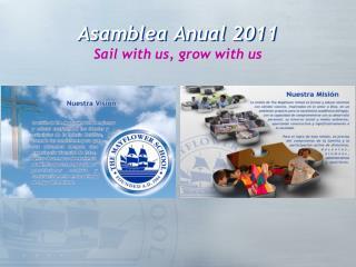 Asamblea Anual 2011