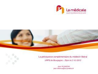 Jean VILANOVA jean.vilanova@ca-predica.fr