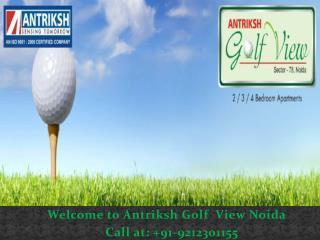 Antriksh Golf View