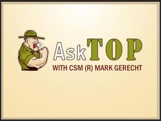 WITH CSM R MARK GERECHT