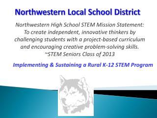 Northwestern  Local School District
