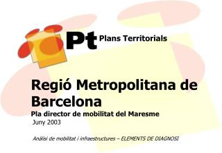 Plans Territorials