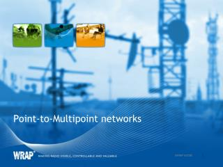 Point-to-Multipoint networks