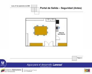Estación de Control de Emergencia –  Seguridad Integral Portal de Salida