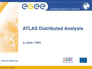 ATLAS Distributed Analysis