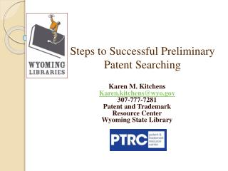 Steps to Successful Preliminary Patent Searching