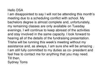 Hello DSA