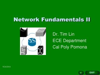 Network Fundamentals II
