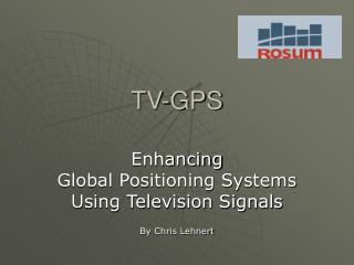 TV-GPS