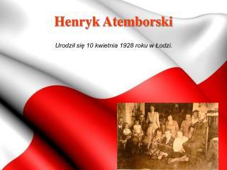 Henryk Atemborski