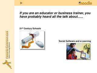 If you are a n  educator or business trainer, you have probably heard all the talk about......