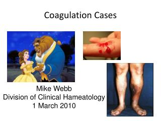 Coagulation Cases
