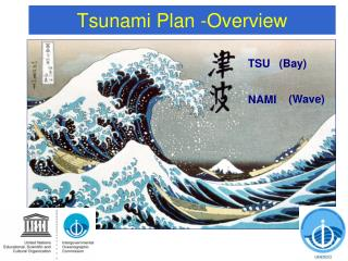 Tsunami Plan -Overview
