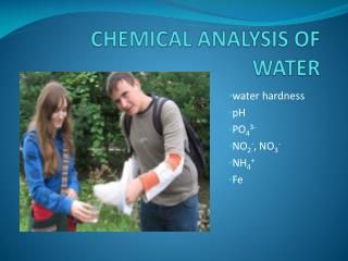 CHEMICAL ANALYSIS OF WATER
