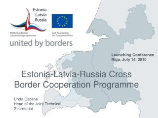 Estonia-Latvia-Russia Cross Border Cooperation Programme