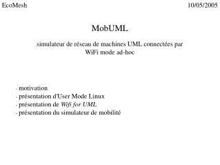 MobUML