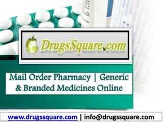 Canadian Online Pharmacy | Cancer Medicine Online