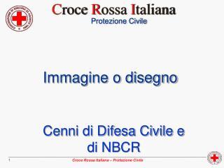 Cenni di Difesa Civile e  di NBCR
