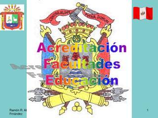 Acreditación Facultades Educación