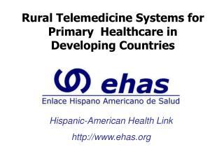 Hispanic-American Health Link ehas