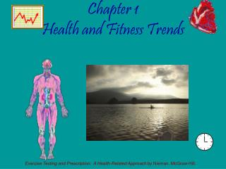 Chapter 1 Health and Fitness Trends