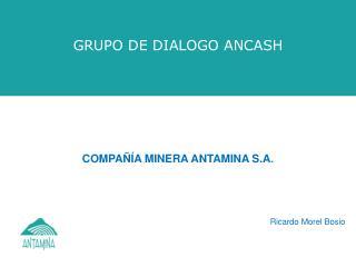 GRUPO DE DIALOGO ANCASH