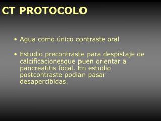 CT PROTOCOLO