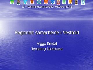 12 – kommunesamarbeidet i Vestfold (12-K)