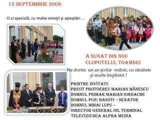 15 septembrie 2008