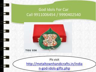 God Idols For Cars 9911006454, 9990402540